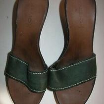 Aldo Wedge Sandal- Size Us 6.5 European 37 Photo