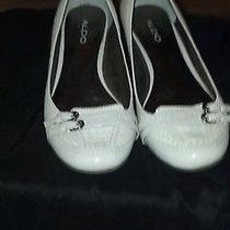 Aldo White Dress Shoes Size 40 Photo