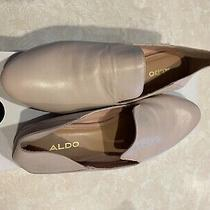 Aldo Woman Slipper Flat in Blush Pink. Photo