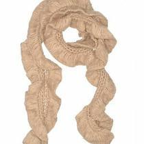 Aldo Women Brown Scarf One Size Photo