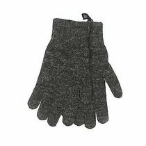 Aldo Women Gray Gloves One Size Photo