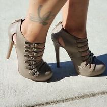Aldo - Women's Platform Heels Shoes Size 6 Great Condition Photo