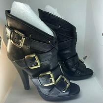 Aldo Womens Baltierra High Heel  Bootie Size 8.5 /39 Euro Photo