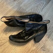 Aldo Womens Booties Black Size 6 Photo