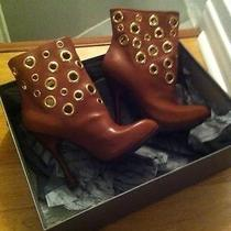 Alexander Mcqueen Boots - Like New W/box - Original Price 1495 Plus Tax Photo