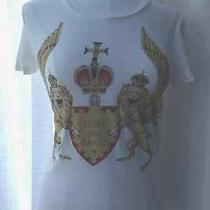 Alexander Mcqueen Collection Shirt Top Size 40 Collectible Amazing Photo