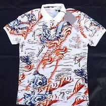 Alexander Mcqueen Maritime Polo Shirt Xl Photo