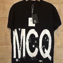 Alexander Mcqueen Oversized Video Game Mcq Logo T-Shirt 170 Photo