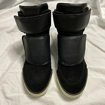 Alexander Mcqueen Puma Mcq Move Mid Black  Sneakers Size 8 Photo