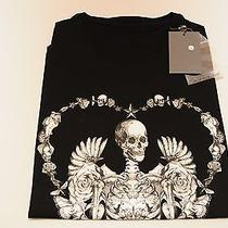 Alexander Mcqueen Skeleton Angel Tank Top Large Male New Auth 150  Photo