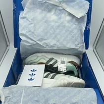 Alexander Wang Aw Turnout Trainer Clear Mint Adidas 10.5 Db2613 Photo