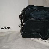 Alexander Wang Brenda Camera in Washed Black With Rhodium Photo