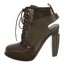Alexander Wang Dakota Lace-Up Ankle Boot Photo