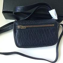 Alexander Wang Fumo Camera Phone Holder Belt/ Shoulder Wallet- Nwt Photo