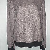 Alexander Wang Grey Women's Sweatshirt Size Large Photo