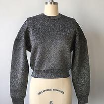 Alexander Wang Lurex Sweatshirt  Photo