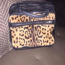 Alexander Wang Millie Calf Hair Leopard Tote Bag Photo