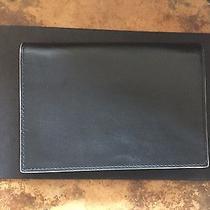 Alexander Wang Prisma Bike Wallet - Black With Silver Metal Photo
