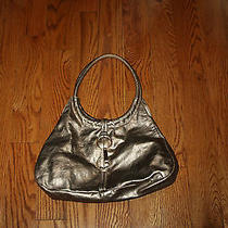 Alfani Gold/metallic Hobo Bag Photo