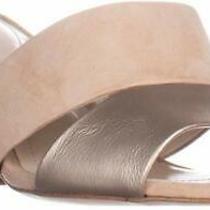 Alfani Womens Rochele Leather Open Toe Casual Mule Sandals Blush Size 9.5 Afqv Photo
