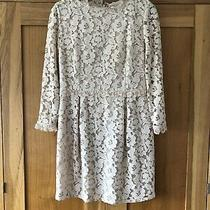 Alice by Temperley Dress Cream Lace Dress Size 12 Photo