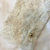 Alice by Temperley White Lace Dress Photo