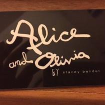 Aliceolivia Gift Card Photo