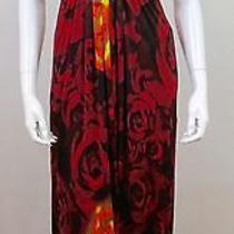 Alice  Olivia Size Extra Small Red Maxi Dress Alice  Olivia Red Maxi Dress Xs Photo
