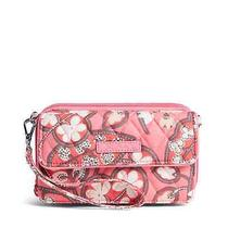 All in One Crossbody in Blush Pink for Iphone 6 Photo