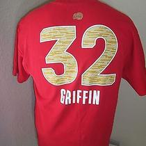 All-Star Game Blake Griffin 32 Men's Large L T Shirt Basketball Adidas Photo