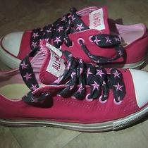 All-Star Pink Low-Top Size 5.5m Photo