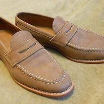Allen Edmonds Brown Tan Addison Shoes Size 9.5 D Primo Look Photo