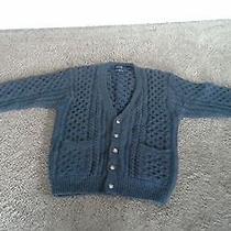 Allen Lolly Sweater Nottingham England Wool Size Medium Photo