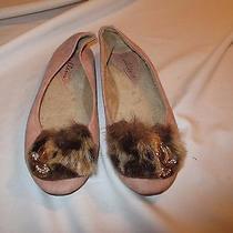 Allen's----Gorgeous Blush Ballet Flats-----Size 7 Photo