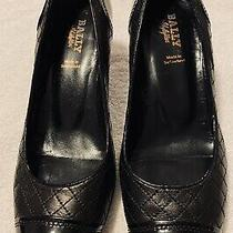 Almost Brand New Gorgeous Bally Fine Swiss Leather Heels - Size 8 1/2 (39 Euro) Photo