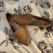 Also Tan Leather Flats  Photo