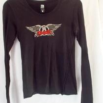 Alternative Vintage Soft Aerosmith Shirt Size S Lotj Photo