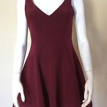 Amanda Uprichard Carey Silk Dress Size M Photo