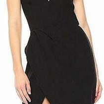 Amanda Uprichard Women's Dress Black Size Small S Strapless Cherri 170 509 Photo