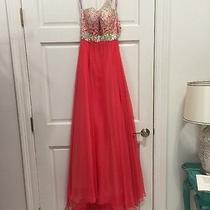 Amazing Blush Prom Size 6  Photo
