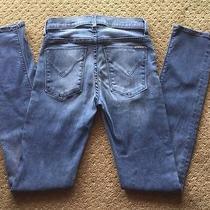 Amazing Fit Hudson Usa Stretch Slim Fit Denim Jeans Photo