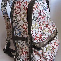 Amazing Looking Lesportsac Bike Large Womens' or Men's Backpack  Photo