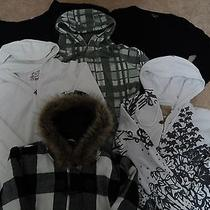 Amazing Lot of Juniors Sweatshirt and Jackets Name Brand Photo