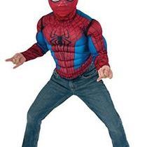 Amazing Spider-Man 2 Costume Marvel Comics Peter Parker New 31531 Photo