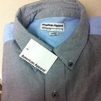American Apparel Dress Shirt / Vineyard Vines Party Shirt / Polo / Brooks Photo