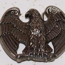 American Bald Eagle Avon Vintage Belt Buckle Photo