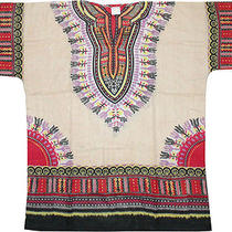 American Dashiki  Shirts for Men and Women  10 Colors  No Front Pockets Photo