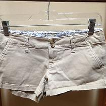 American Eagle 00 Khaki Shorts Photo