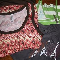 American Eagle and Aeropostale Junior Tank Tops Photo
