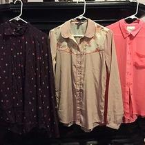 American Eagle and Hollister Co. Blouses Photo